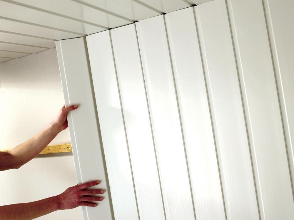 lambris pvc ext rieur mat riaux center. Black Bedroom Furniture Sets. Home Design Ideas